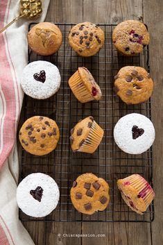 Ricetta base per muffin