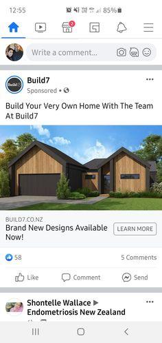 News Design, Mansions, House Styles, Building, Home Decor, Decoration Home, Manor Houses, Room Decor, Villas