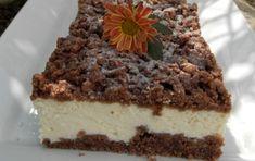 Tvarohový koláč ze zmrzlého těsta. U nás z plechu zmizí za velmi krátký čas, je velmi oblíbený. Autor: Romča