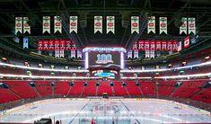 Bell Centre - Hockey area