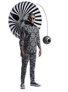Bobby Dazzler, by Dinah Walker & Mark Walker World Of Wearable Art, Strange Fashion, Wow World, Mondrian, New Art, Austria, Bobby, New Zealand, Carnival