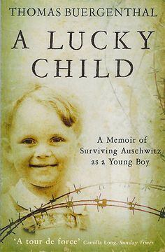 Interesting account of a child Holocaust survivor, but it has a no-nonsense approach.