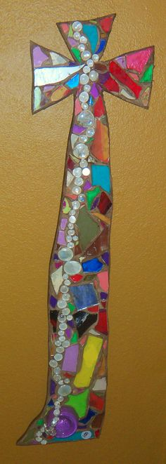 Another fun cross~ Artist ~ Michelle Brookes