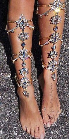 Regilla ⚜ Leg Jewelry