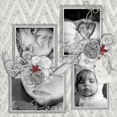 "December 2014 TDC Template Challenge template by La Belle Vie Designs Kit ""The Most Wonderful Time"" a Digichick Collab http://www.thedigichick.com/shop/The...rful-Time.html"