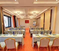 abba Madrid Hotel****S - Hotel in Madrid - Meeting rooms