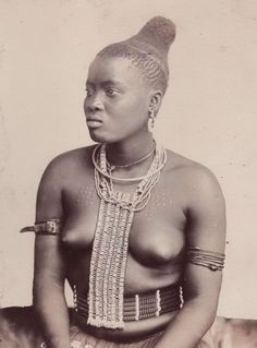 Zulu hairstyle - South Africa