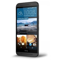 HTC One M9, Gunmetal Grey 32GB (AT&T) Unlocked GSM Smart Phone with 20MP Camera