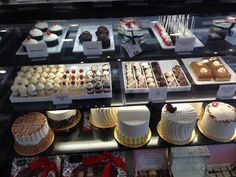 Vanilla Bake Shop - Santa Monica, CA.. Oh yes, it is as good as it looks.. But don't blink because you will miss this little gem!