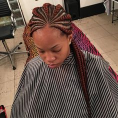 25 Beautiful Ghana Braids Styles & Pictures — Tradition and Modernity