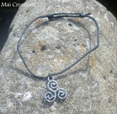 Hey, I found this really awesome Etsy listing at http://www.etsy.com/listing/156382413/triskelion-charm-bracelet