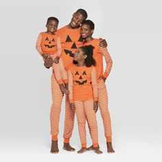 Target Is Selling Matching Family Halloween Pajamas, And They Are Adorable Halloween Pajamas, Family Halloween, Spooky Halloween, Halloween Pumpkins, Halloween Oreos, Halloween 2020, Halloween Costumes, Family Pjs, Matching Family Pajamas