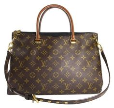 558a65f8a1f7 Louis Vuitton Pallas In Shoulder Bag. Get one of the hottest styles of the…