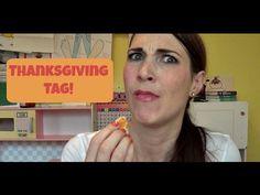 Thanksgiving Tag! - #YouTube