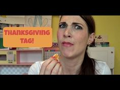 Thanksgiving Tag! - #YouTube