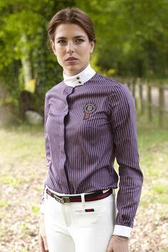 Charlotte Casiraghi Princess Caroline Of Monaco, Princess Alexandra, Princess Charlotte, Charlotte Casiraghi, Grace Kelly, Patricia Kelly, Equestrian Chic, Equestrian Outfits, Preppy Style