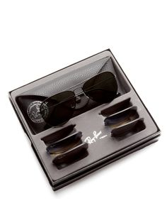 Ray-Ban Aviator Sunglasses Box Set