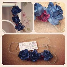 Flower Headbands£3.50