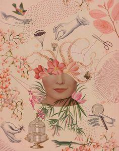 Collages for PANI Magazine / September 2017 on Behance Hansel Y Gretel, Composition Art, Graphic Artwork, Digital Collage, Aesthetic Art, Art Inspo, Collages, Cool Art, Concept Art