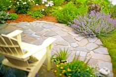See how you can easily build your own patio with these simple steps. You'll be shocked how easy it is to create your own DIY patio in your yard. Add a touch of charm with a cozy patio in your backyard. Diy Patio, Backyard Patio, Backyard Landscaping, Patio Ideas, Backyard Ideas, Landscaping Ideas, Outdoor Rooms, Outdoor Gardens, Outdoor Dining