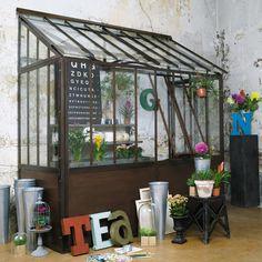 Imagen: Invernadero de interior como de exterior