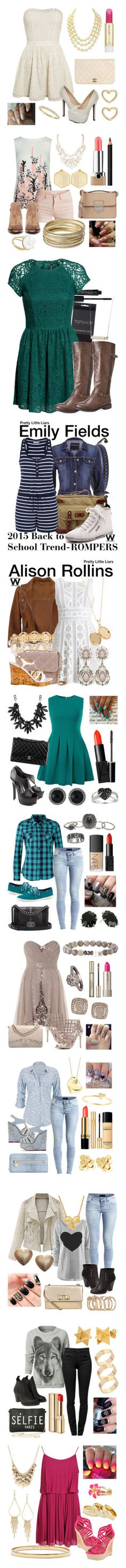 """""""Sets I Like 6"""" by katherine97-1 ❤ liked on Polyvore featuring Superdry, CO, Chanel, Blue Nile, Marc by Marc Jacobs, Paul & Joe, Pieces, H by Hudson, Steve Madden and Kasturjewels"""