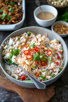 Vegetarian Recipes, Healthy Recipes, Healthy Food, My Kitchen Rules, Asian Recipes, Ethnic Recipes, Food Court, Pasta Salad, Main Dishes
