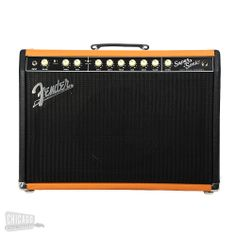 """FENDER Limited Edition Super-Sonic 22 - Black & Orange 