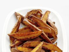 Spicy Sweet Potato Fries recipe from Food Network Kitchen via Food Network