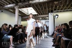 Chadwick Bell Spring/Summer 2014 Produced by Eyesight Fashion and Luxury  Image credits: Nadia Anderson