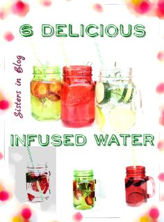 Sisters in Blog: visit our blog to find infused water!!!!!!