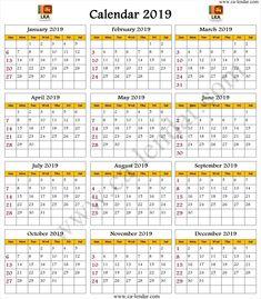 calendar 2019 sri lanka