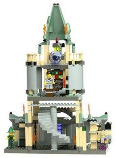 Lego Harry Potter: Dumbledore's Office 4729