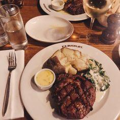 FX Buckley steakhouse