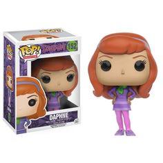 Figurine Daphne - Funko POP! Vinyl collection Scoobydoo  13,99 €
