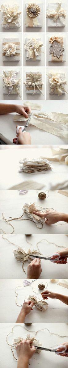 DIY wrap