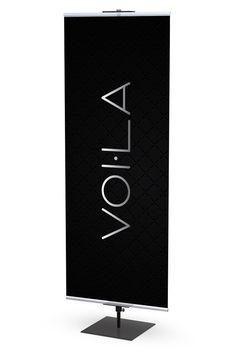 VOI•LA banners www.TheVoila.com