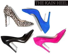A....mazing pumps! I'll take every color thank you very much