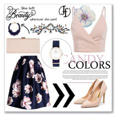 """""""francoflorenzi VIII"""" by abecic ❤ liked on Polyvore featuring Chicwish, Nest, Phase Eight, Rupert Sanderson, Home Decorators Collection and francoflorenzi"""