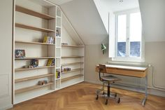Bücherregal Eiche und Fichte harmonisch kombiniert Shelving, Bookcase, Furniture, Home Decor, Shelf, Shelves, Decoration Home, Room Decor, Shelving Units