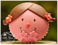 """Little Miss Cupcake"" cupcake :) By Little Miss Cupcake"