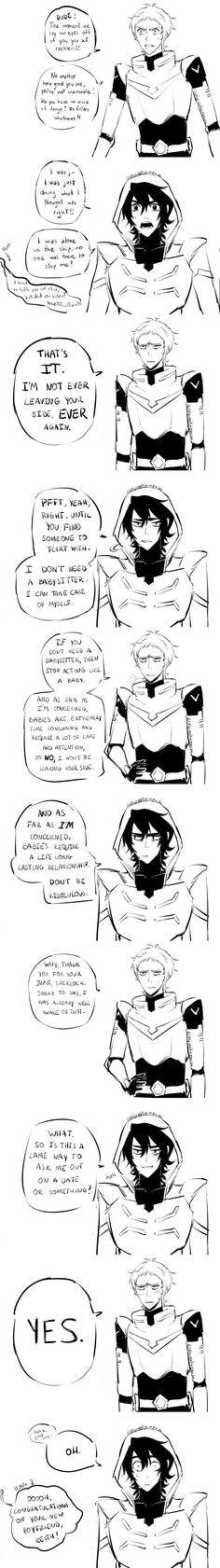 Klance Voltron <<< if they don't become canon this way I'm gunna be upset