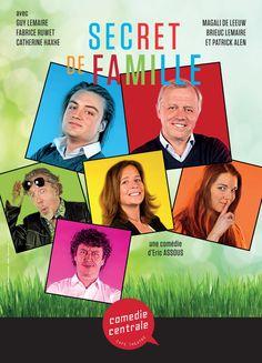 Secrets de Famille Café Theatre, Lemaire, Guy, Movies, Movie Posters, Films, Film Poster, Cinema, Movie