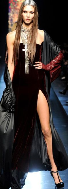 Jean Paul Gaultier Fall 2012 | The House of Beccaria~