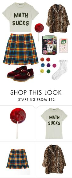 """""""you all smoke to enjoy it, i smoke to die"""" by edenlost ❤ liked on Polyvore featuring Disney, Wildfox, Christopher Kane, Isabel Marant, ASOS and Dr. Martens"""