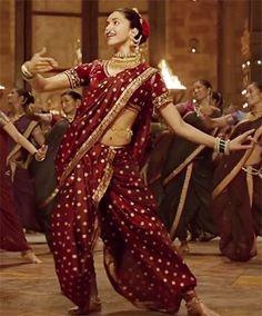 saree in bajirao mastani - Поиск в Google