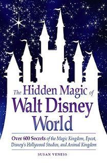 Secrets of Disney. Reading this before we go! :)