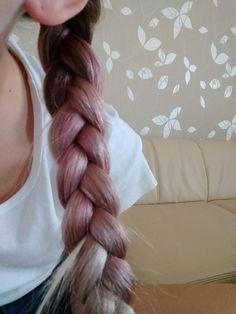 Pink hair❤️