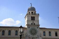 Padova palazzo del capitanio