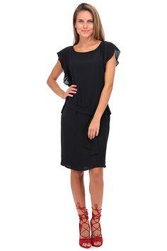 Michael Kors - Abiti - Abbigliamento - Abito corto senza maniche con fascia in…